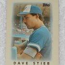 Dave Stieb - Card # 36 - Topps - Baseball - Major League Leaders - 1986