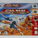 Star Wars : Rogue Squadron - Nintendo - N64 - Box Only - 1998