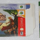 Aidyn Chronicles : The First Mage - Nintendo - N64 - Box & Instructions Only - 2001