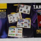 Perfect Dark - Player's Guide Offer Brochure - Nintendo - N64 - 2000