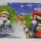 Mario Kart 64 - Player's Guide Offer Brochure - Nintendo - N64 - 1997