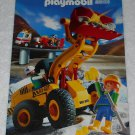 Playmobil - Toy Catalog - 2001 - Includes Add-Ons Catalog - English