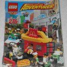LEGO - Shop At Home Catalog - Fall 1999 - Create Your Own Adventures - Order Form Included - English