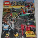 LEGO - Shop At Home Catalog - January 2000 - World Of Adventure - Order Form Included - English