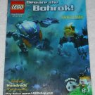 LEGO - Shop At Home Catalog - Spring 2002 - Beware The Bohrok - Order Form Included - English