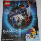 LEGO - Shop At Home Catalog - Summer 2002 - Galidor - Order Form Included - English