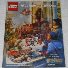 LEGO - Shop At Home Catalog - Holiday 2002 - New LEGO Harry Potter - Order Form Included - English