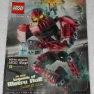 LEGO - Shop At Home Catalog - Spring 2004 - Metru Nui - Order Form Included - English