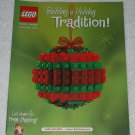 LEGO - Shop At Home Catalog - November 2005 - Holiday Tradition - Order Form Included - English