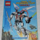 LEGO - Shop At Home Catalog - January 2006 - Power Up Exoforce - Order Form Included - English