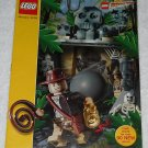LEGO - Shop At Home Catalog - January 2008 - Indiana Jones - Order Form Included - English