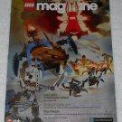 LEGO Magazine - September / October 2005 - Bionicle - English