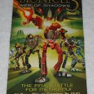 LEGO - Bionicle 3 : Web Of Shadows - One-Sided Poster - 2005