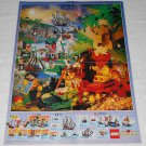 LEGO - Islanders - Two-Sided Poster / Catalog - 1994 - English