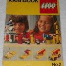 LEGO - Idea Book No. 2 - 1977 - English