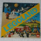 LEGO - Toy Catalog - 1981 - Space & Town - Fold Out Format - English