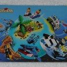 LEGO - Toy Catalog - 1996 - Planet LEGO - Book Format - English
