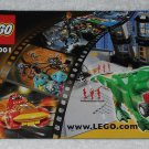 LEGO - Toy Catalog - 2001 - Studios - Book Format - English