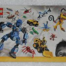 LEGO - Toy Catalog - 2003 - Invasion - Book Format - English