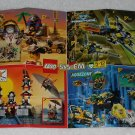 LEGO - Toy Catalog - 1998 - Adventurers - Fold Out Format - English
