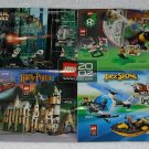 LEGO - Toy Catalog - 2002 - Star Wars - Fold Out Format - English