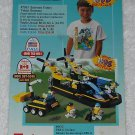 LEGO Direct - Toy Catalog - 1998 - RES-Q Cruiser - Book Format - English