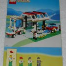 LEGO 6397 - Gas N' Wash Express - Town - 1992 - Instructions Only