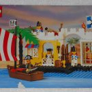LEGO 6267 - Lagoon Lock-Up - Pirates - 1991 - Instructions Only
