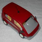 Playmobil - Red Van With Hatchback - From 3213 Family Van 2001
