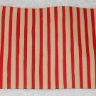 Playmobil - Red & White Striped Carpet - Part # 30899420 -  From 3230 Family Vacation Home 2002