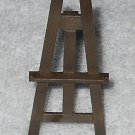 Playmobil - Brown Easel - Part # 30608780 -  From 4450 Bunny Workshop 2003