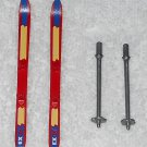 Playmobil - Skis & Poles Set - Part # 30623182 / 30072070 - From 3184 Arctic Base Camp 2003
