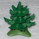 Playmobil - Small Evergreen Tree With Baseplate - From 3006 Forest Animals 1997