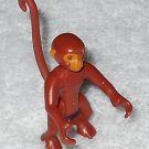 Playmobil - Spider Monkey Adult - Brown - Part # 30675520 - From 3238 Monkey Troop 2003