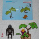 Playmobil 3039 - Gorilla - 1998 - Complete Set With Instructions
