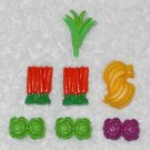 Playmobil - Cabbages, Carrots, Bananas & Greens - From 3255 Noah's Ark 2003