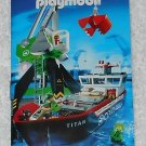 Playmobil - Toy Catalog - 2005 - Boat Cover - Book Format