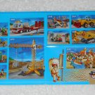 Playmobil - Toy Catalog - 2003 - Forest Cover - Fold Out Format