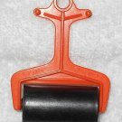 Playmobil - Construction Roller - Orange & Black - Vintage