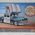 Zippo - 1947 Zippo Car Collectible Tin Box - 1998 - Tin Box Only