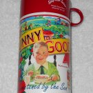 Campbell's Soup - Sunny Good Soup Can-Tainer - 11.5 oz Thermos Container - Plastic - 2005