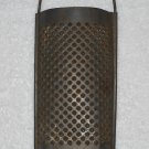 Grater With Handles - Curved Rectangular Grating Surface - Metal - Vintage