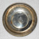 Royal Family - Silver Plated Bowl - Teardrop Border Pattern - Vintage