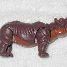 Hippopotamus - Action Figure - 4 Inches - K&M International - Plastic - 2001