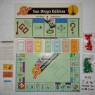 Monopoly - San Diego Edition - Board Game - USA Opoly - 1994 - Vintage - 100% Complete