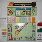 Monopoly - Centennial Olympic Games - Board Game - USA Opoly - 1996 - Vintage - 95% Complete