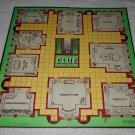Clue - Board Game - Parker Brothers - John Waddington - 1949 - Vintage - Board Only