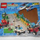 LEGO 6549 - Roadblock Runners - Town - 1997 - Box Only