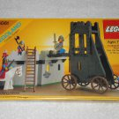 LEGO 6061 - Siege Tower - Castle - 1984 - Box Only