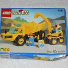 LEGO 6581 - Dig N' Dump - Town - 1996 - Box Only